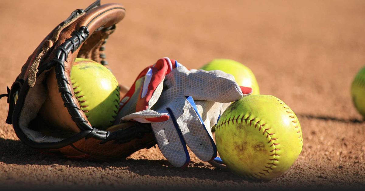 at home softball drills